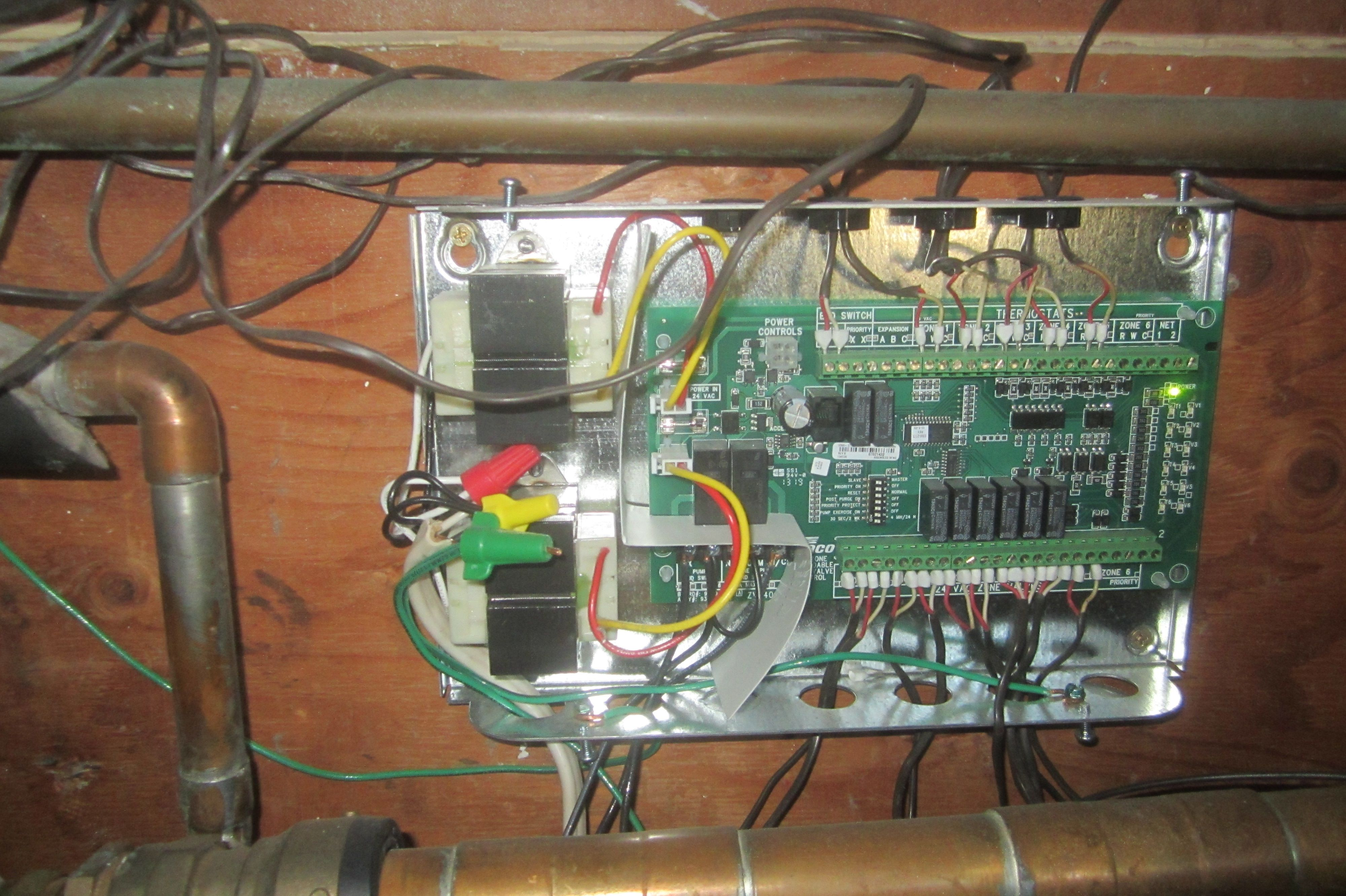 taco 3 wire zone valve wiring diagram what does a climate summarize zvc404 4 drawing