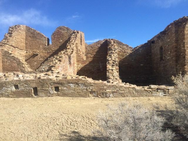 Chaco Canyon Pueblos