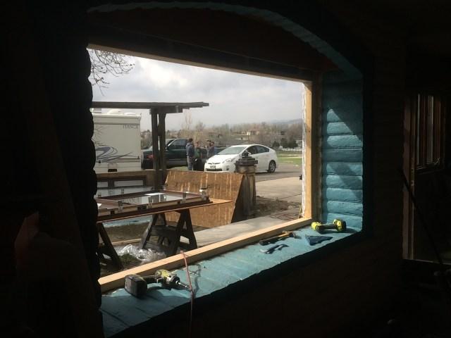 Dining Room Window