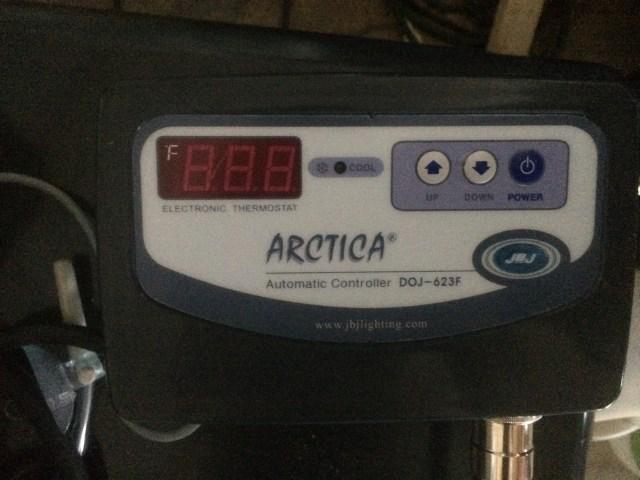 Arctica 1/2 HP Controller