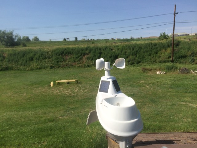 Five in One Weather Station