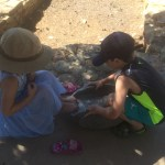 At Chimney Rock Pueblo