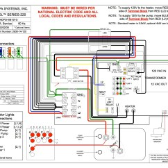Pool Light Wiring Diagram Electrolux Caldera Spa Control Box