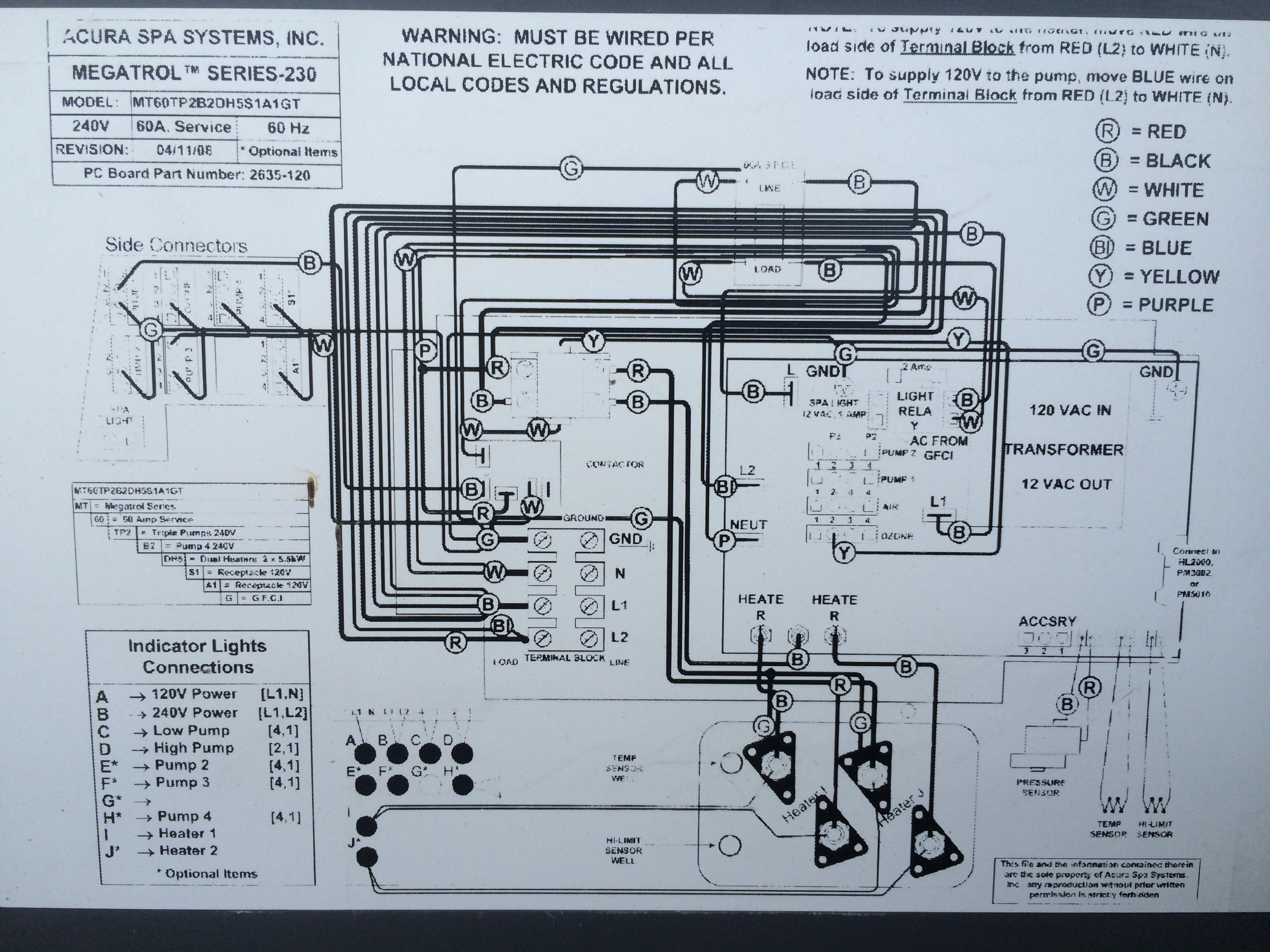Balboa Hot Tub Wiring Diagrams On Schematic For Hot Spring Jacuzzi