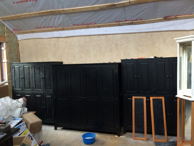 Cabinets Moved