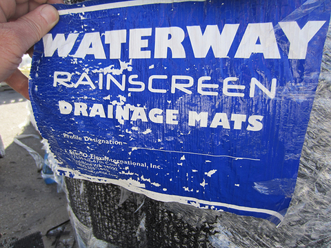 Waterway Rainscreen