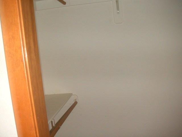Original Master Closet Interior