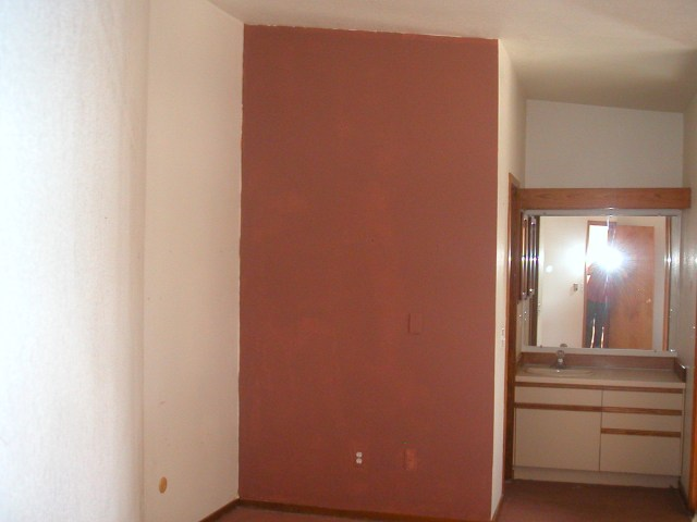 Original Master Bedroom Closet
