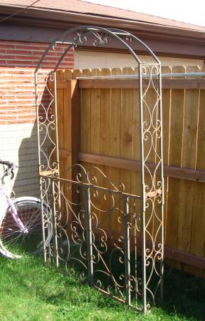 Garden Gate on Craigslist