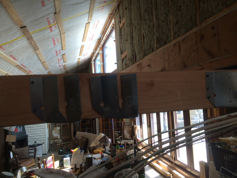Moving the Joist Hangers