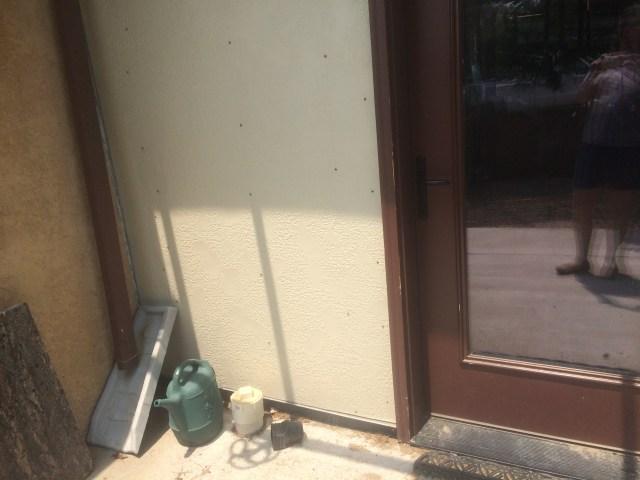 Front Door Shading