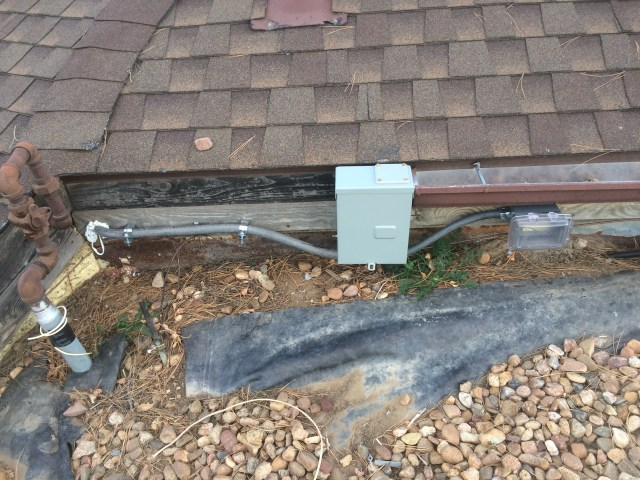 Outside Wiring