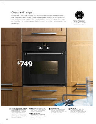 Datid Oven 2010 Ikea Catalog