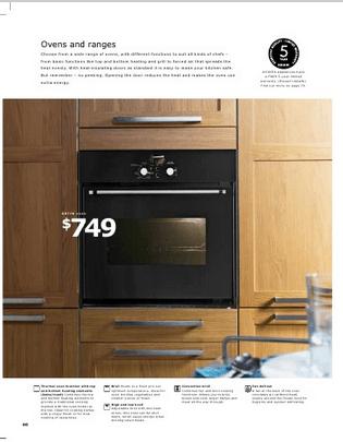 Datid Oven 2010 Ikea Catalog