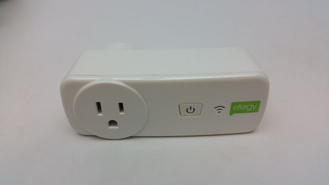 Efergy Ego Outlet Monitor