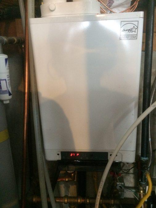 Boiler off