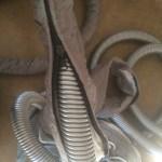 Zippered Vacuum Hose Cover
