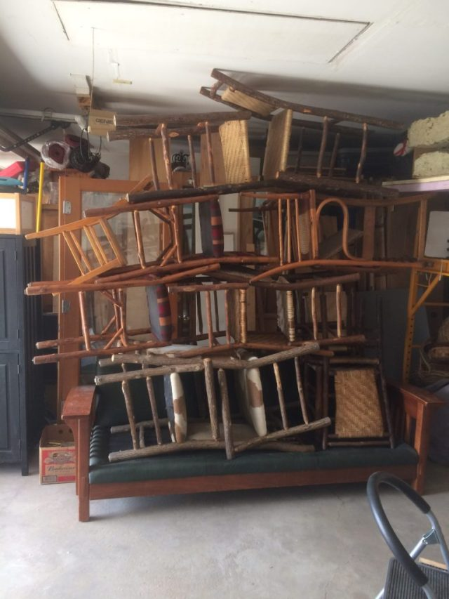 Pile o'Chairs