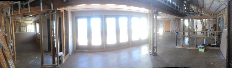 Panorama from LIving Room