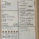 Hospital Info Board