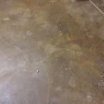 Bathroom Floor Cracks