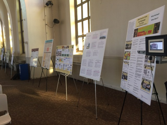 Solar conference posters
