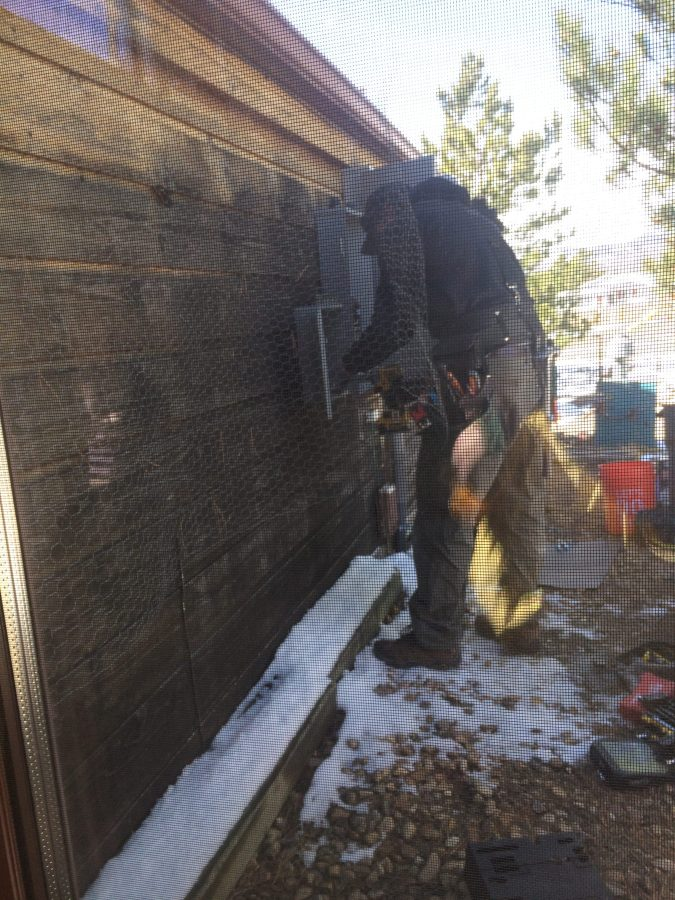 Installing electrical boxes