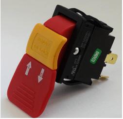 Safety Rocker Switch