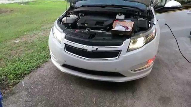 Chev Volt 2014 engine