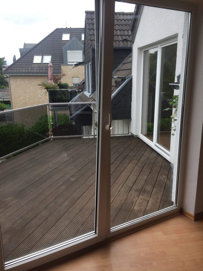 Larger deck