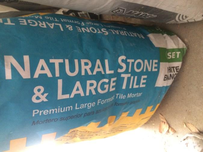 Natural Stone Mortar