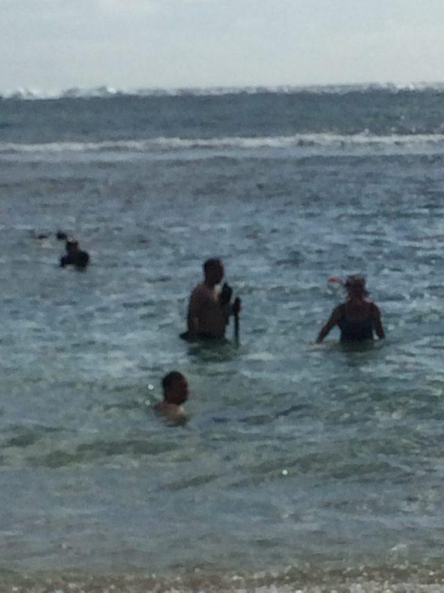 Snorkeling at Hanuma Bay