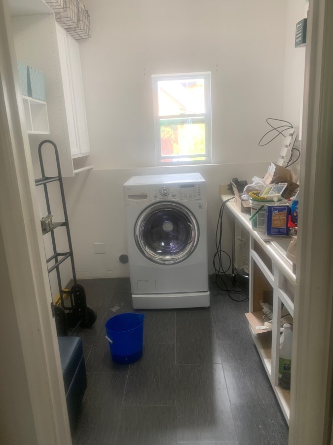 Combo washer/dryer