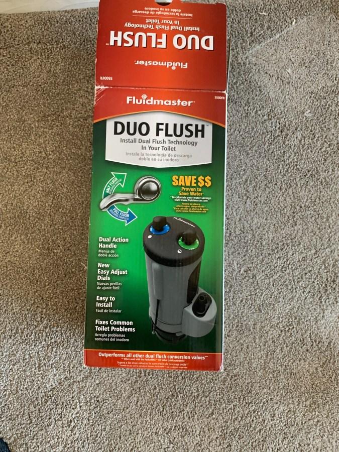 Fluidmaster Dual Flush