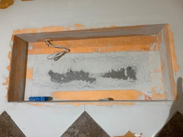 120 volt romex wired to switch