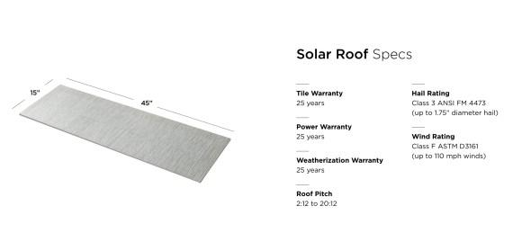 Tesla Official Solarglass Version 3