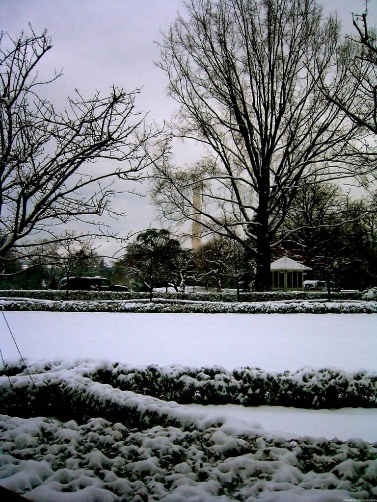 Washington DC, West Wing