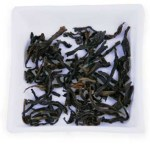 Dark Oolong: smoky, dark, tasty.