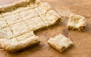 Drool-worthy shortbread made with Earl Grey