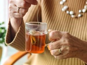 Tea for seniors