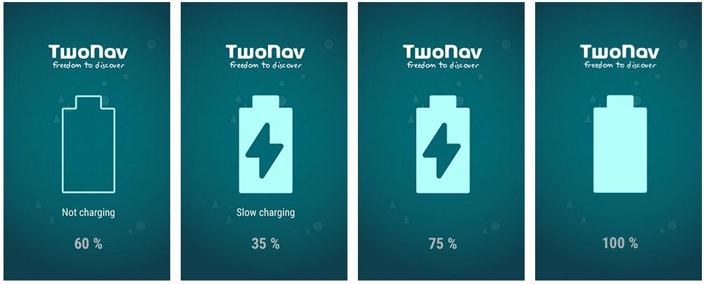 GPS TwoNav : autres petites nouveautés de la version TwoNav 4.8