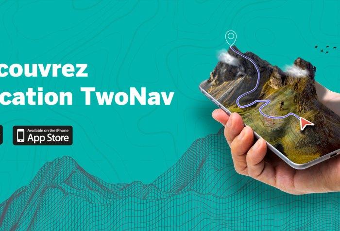 App GPS TwoNav