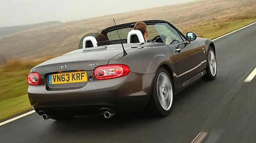 Mazda MX5 Sport Venture model marks 25th birthday © Mazda