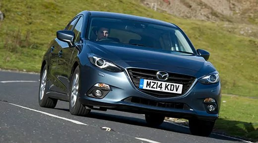Meet the all-new Mazda3