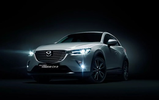 Mazda all-new CX-3