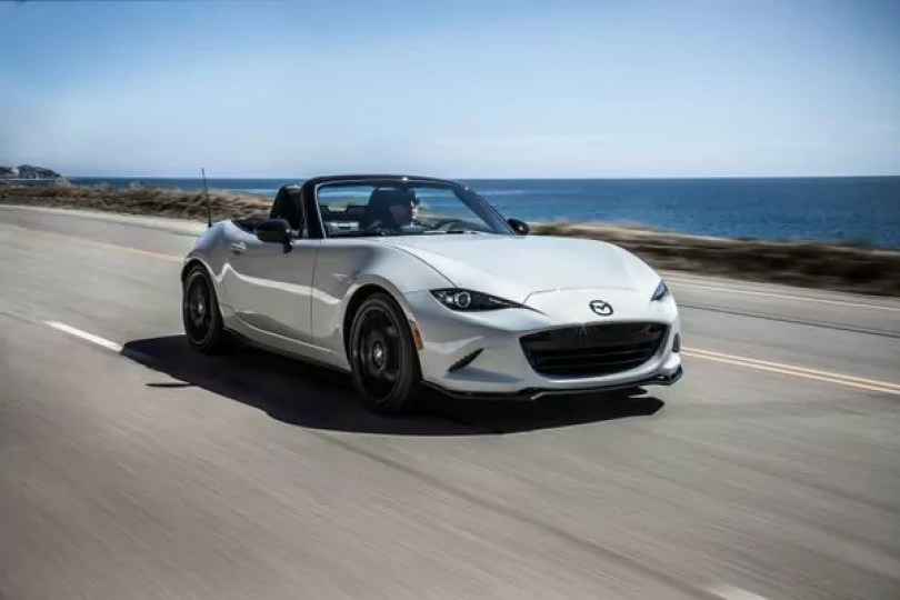Mx-5 world car of the year