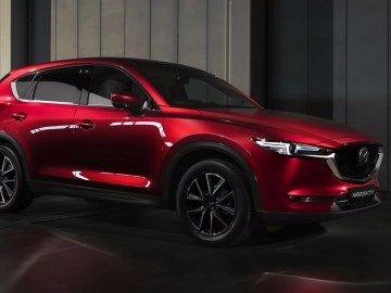 all-new Mazda CX5