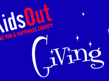 KidsOut Giving Tree gift appeal