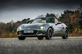 MX-5 Z-Sport roof down
