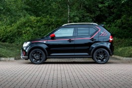 Special Edition Suzuki Ignis Adventure side